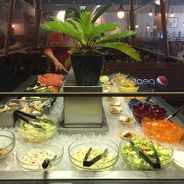 Fruit and salad bar 3